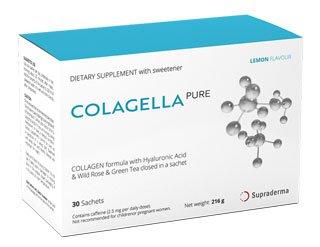 Colagella Pure - pour le rajeunissement - avis - forum - prix