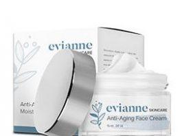 Evianne Anti Aging Face Cream Skincare - pour le rajeunissement - comprimés - effets - en pharmacie