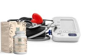 Detonic - pour l'hypertension - effets - France - site officiel