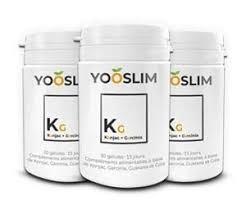 Yooslim - comprimés - sérum - effets