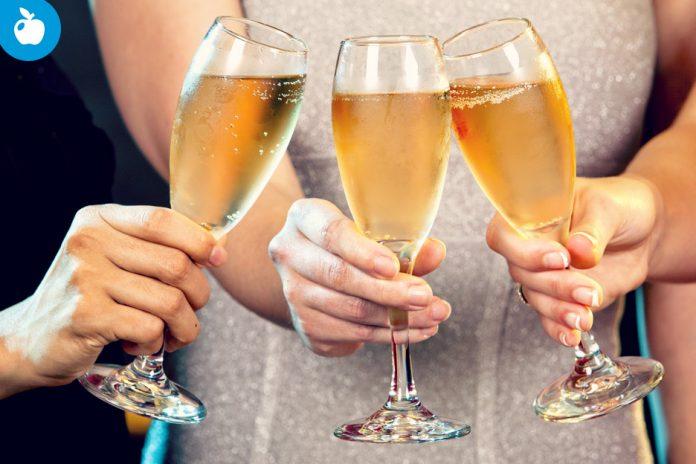 Les femmes force physique qui veulent tomber - l'abus d'alcool