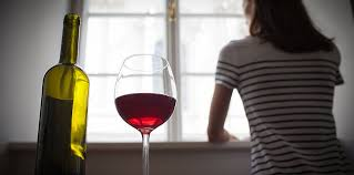 Bien que les risques pour la santé associé - Dépendance à l'alcool