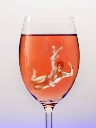 Le mari ou la femme boisson alcoolisée peut également changer