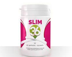 Slim36 - pour minceur - pas cher - action - comprimés