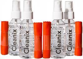 Cleanix - lampe antibactérienne - sérum - France - effets