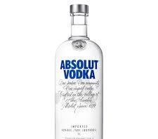 Absolut vodka - 1l - pub - vanilla - prix - logo - editionlimitée