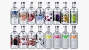 Absolut vodka - prix - 1l - vanilla