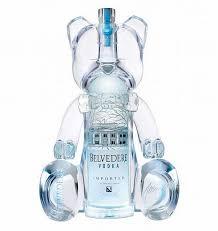 Belvedere vodka - 6l - 3l - verre