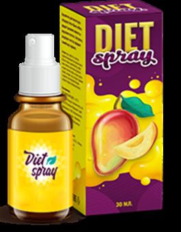 Diet Spray - sérum - site officiel - composition