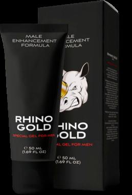 Rhino Gold Gel - pour la puissance - composition - comment utiliser - effets