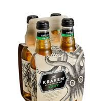 kraken rum - cocktails - france