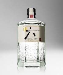 roku gin - japonais - and tonic