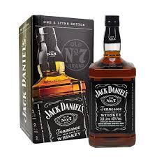 jack daniels - auchan - 1l - honey