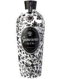 generous gin - cocktail - francais