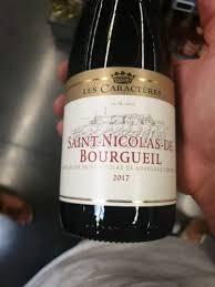 saint nicolas de bourgueil - 2017 - bio