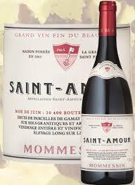 saint amour vin - de 2013 - jura 2014