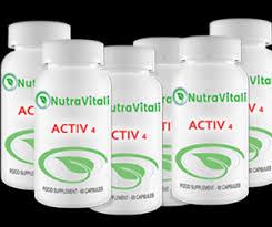 Activ 4 – effets secondaires – prix – pas cher