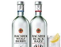 bacardi - cocktail - cognac