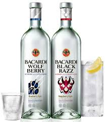 bacardi - cocktail - cognac