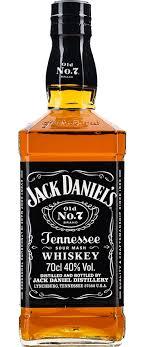 jack daniels - apple - bouteille - leclerc