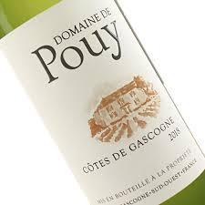 cote de gascogne - vin blanc moelleux prix - blanc papillon sec