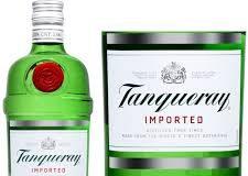 tanqueray - no ten - old tom