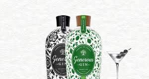 generous gin - nicolas - organic