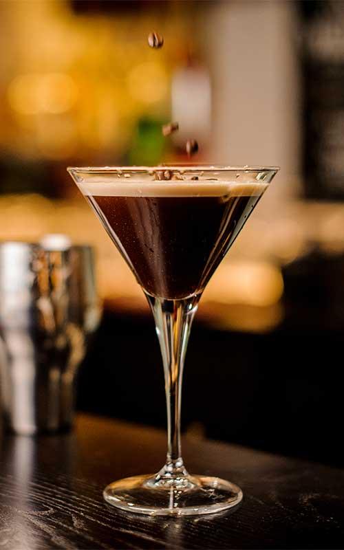 Arrangée Vodka – carambar – cocktail citron – steam