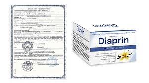 Diaprin - pour le diabète - comprimés - forum – effets secondaires